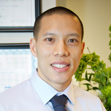 picture of Dr. Brian Ho D.D.S